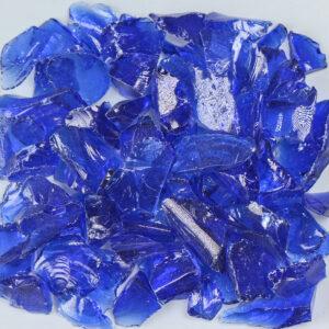 Dark Blue Aquarium Glass