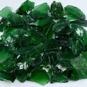 Dark Green Aquarium Glass
