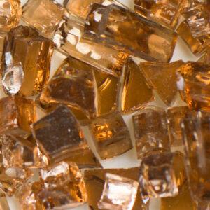 Reflective Copper Terrazzo