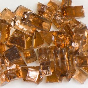 Reflective Copper Aquarium Glass